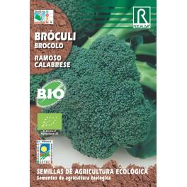 Semilla bróculi ramoso calabrese (ecológica)