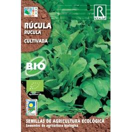 Semilla rúcula cultivada (ecológica)