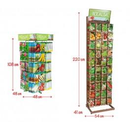 Pack basico de semillas ecológicas