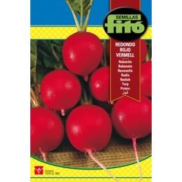 Semilla Rabanito redondo rojo